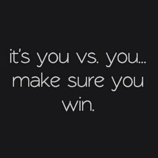 I Choose To Win!